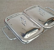 Värmeri med 2 glasformar